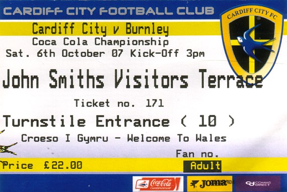 tickets0708 cardiff
