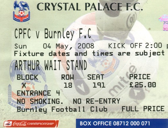 tickets0708 crystal palace