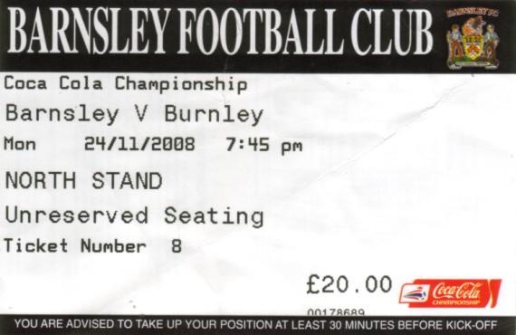tickets0809 barnsley