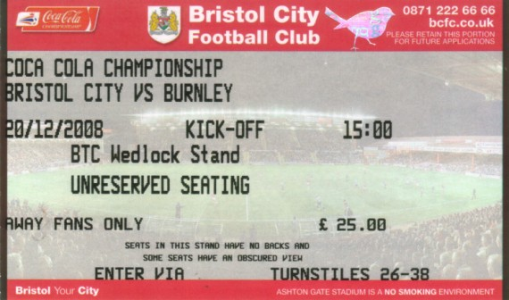 tickets0809 bristol city