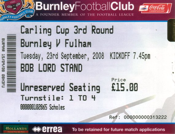 tickets0809 fulham