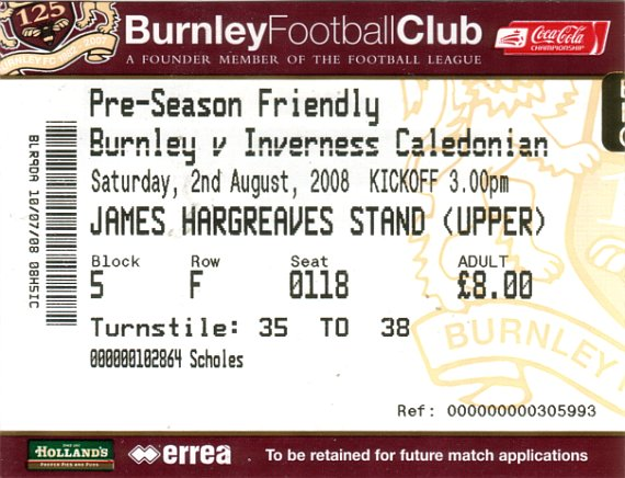 tickets0809 inverness home