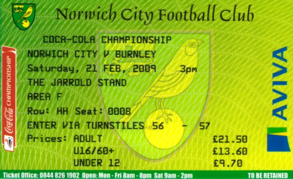 tickets0809 norwich