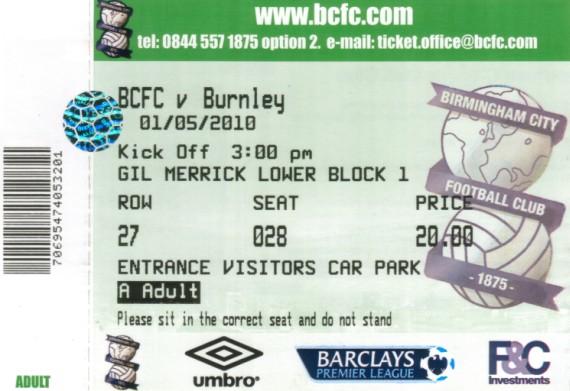 tickets0910 birmingham
