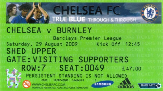 tickets0910 chelsea