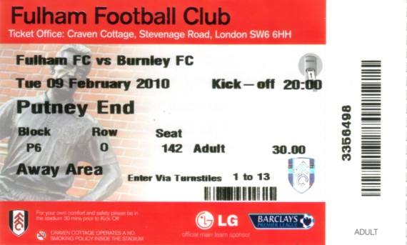 tickets0910 fulham