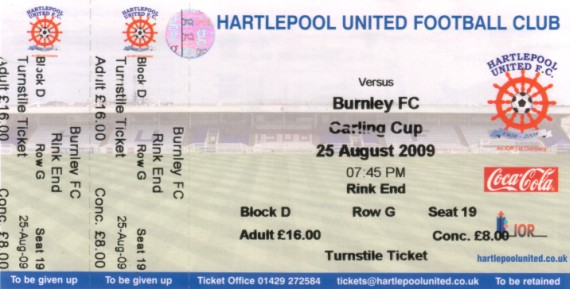 tickets0910 hartlepool