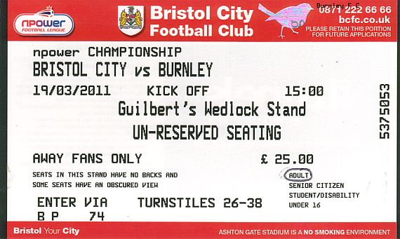 tickets1011 bristol city