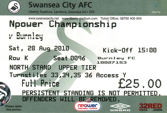tickets1011 swansea