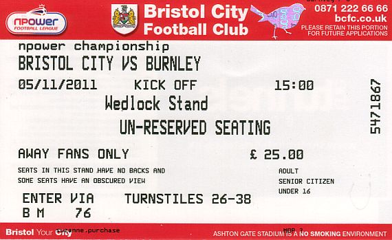 tickets1112 bristol city