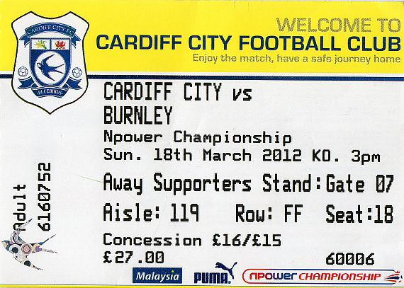 tickets1112 cardiff