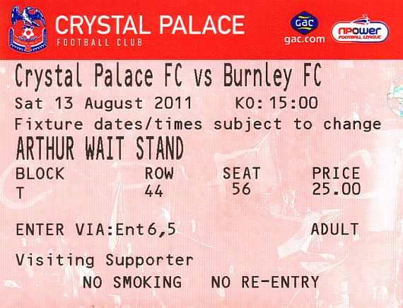 tickets1112 crystal palace