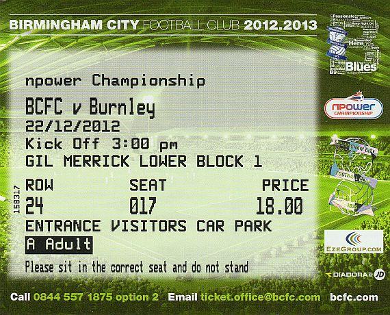 tickets1213 birmingham