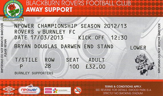 tickets1213 blackburn