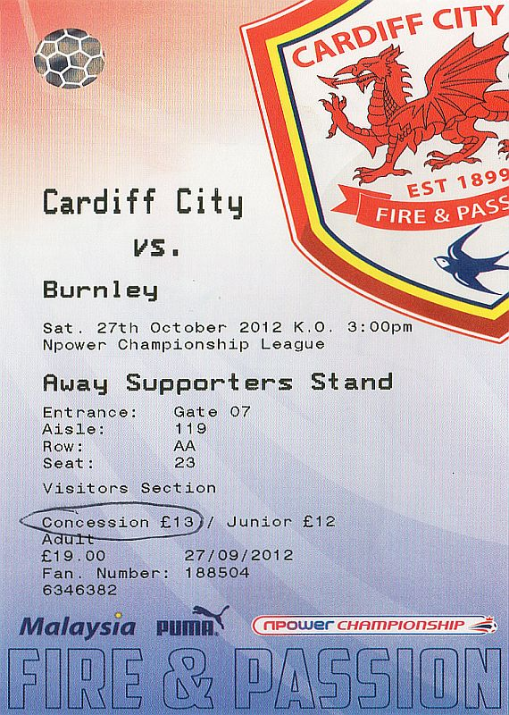 tickets1213 cardiff