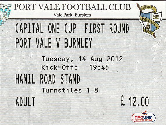 tickets1213 port vale