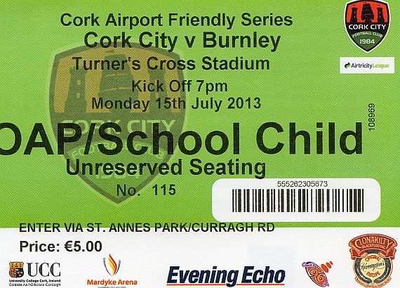 tickets1314 cork