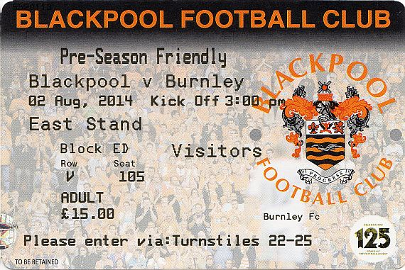 tickets1415 blackpool