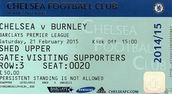 tickets1415 chelsea