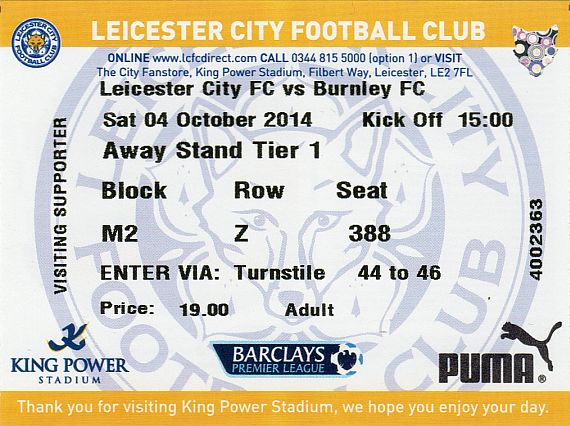 tickets1415 leicester