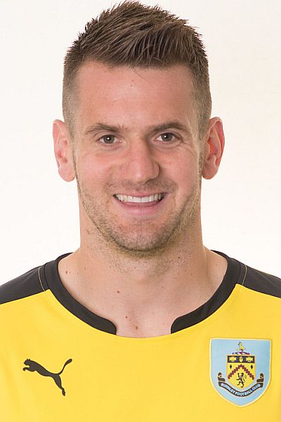 Tom Heaton - a will and desire to keep things moving forward