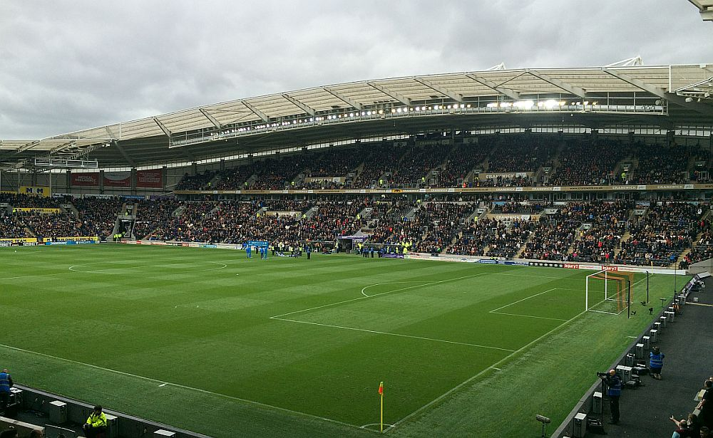 Hull drop more home points at the KC Stadium