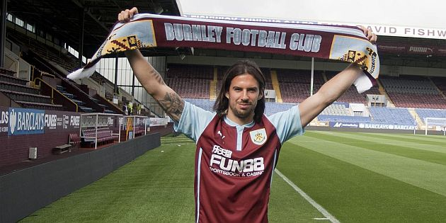 George Boyd - the 2014/15 winner
