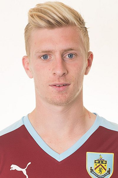Ben Mee - players and fans went mental