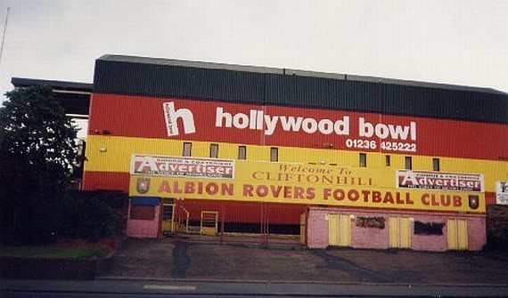 grounds albion rovers 1