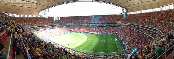 grounds brasilia wc 1