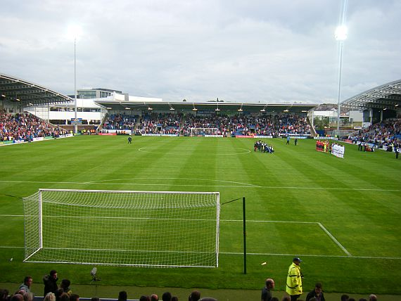 grounds chesterfield 5