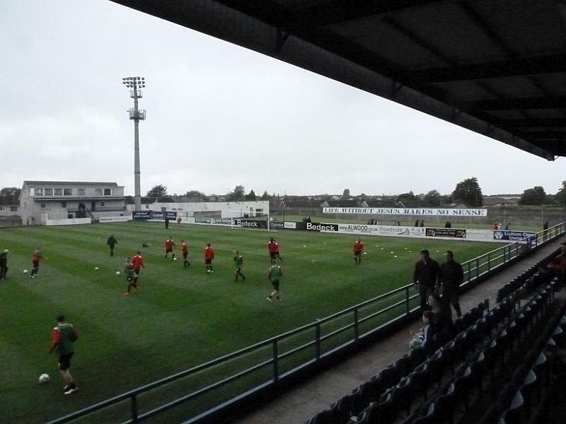 grounds glenavon 2