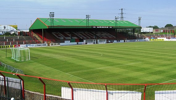 grounds glentoran 1