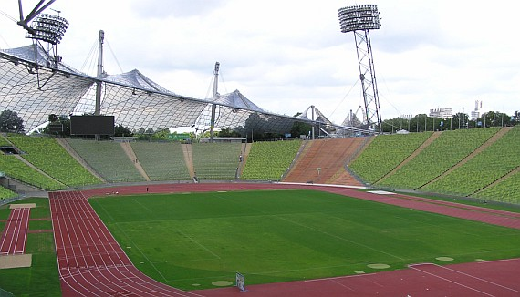 grounds munich olympic 1