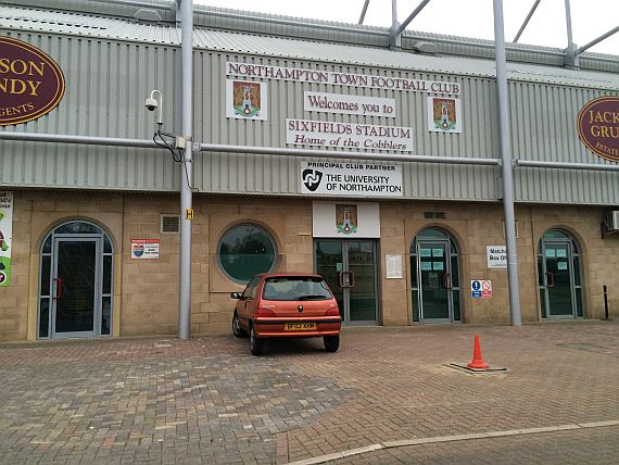 grounds northampton 1