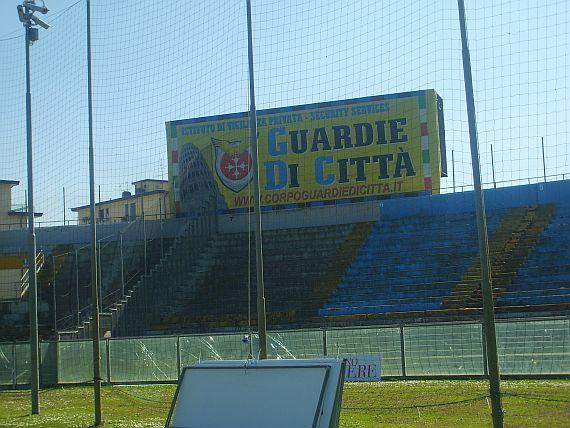 grounds pisa 8