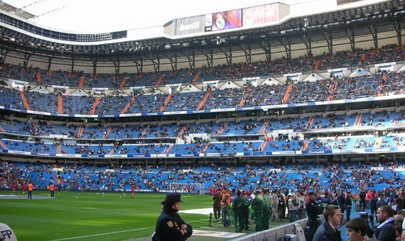 grounds real madrid 2