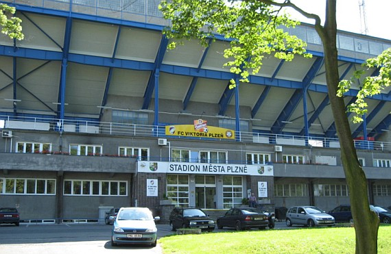 grounds viktoria plzen 1