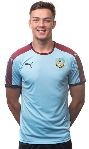 Tommy Wood scored the third to put Burnley in front