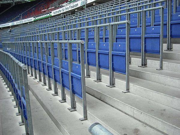 rail-seats