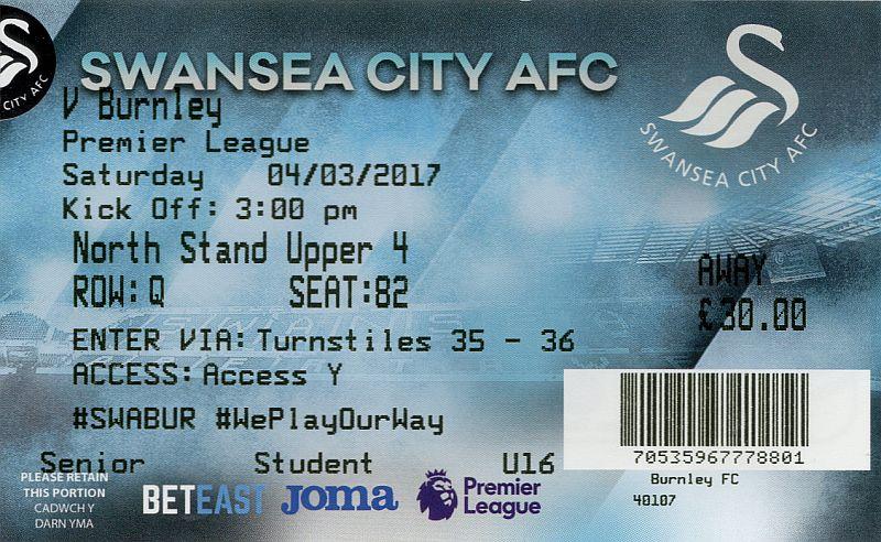 tickets1617 swansea