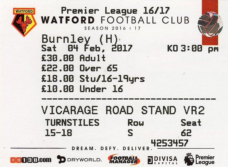 tickets1617 watford