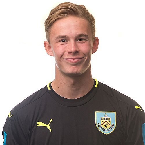 Goalkeeper Connor King