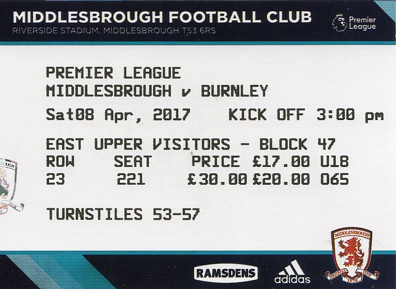 tickets1617 middlesbrough