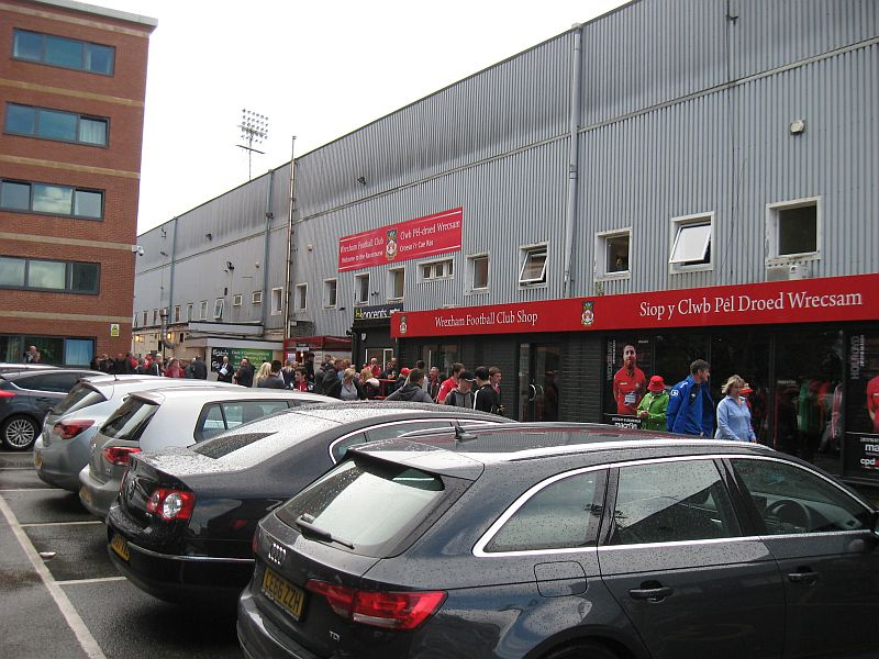 grounds wrexham 2