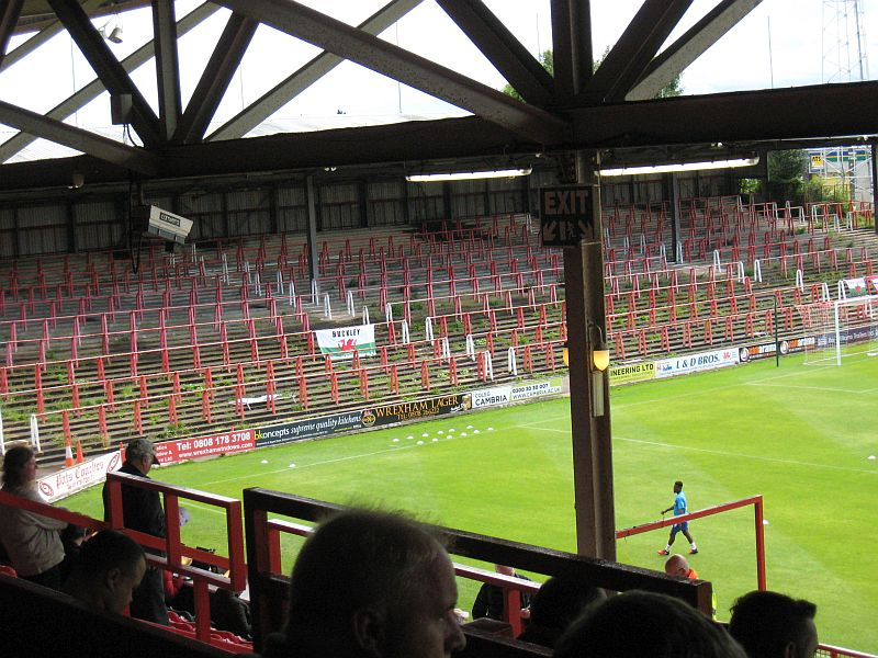 grounds wrexham 4