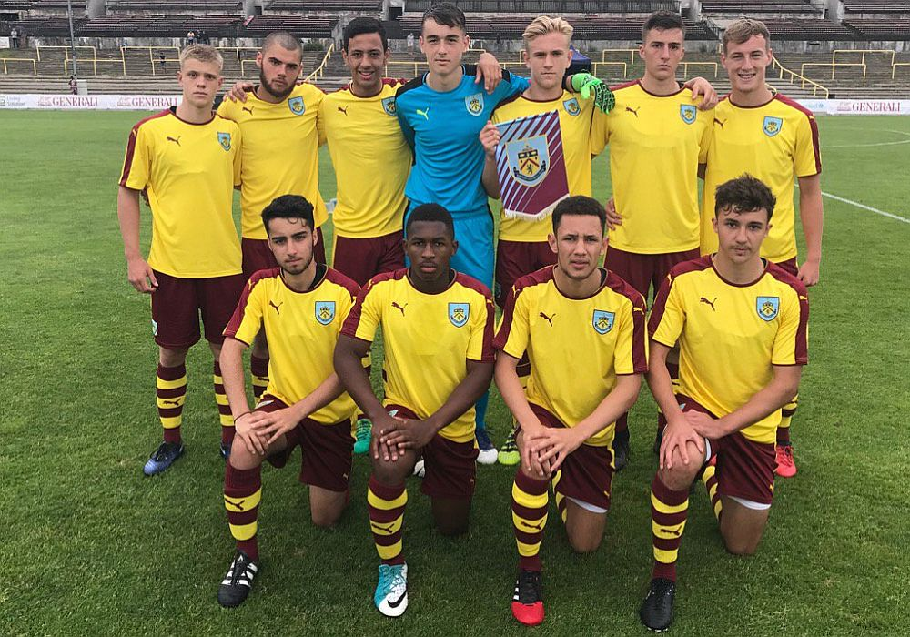 Late goal costs young Clarets