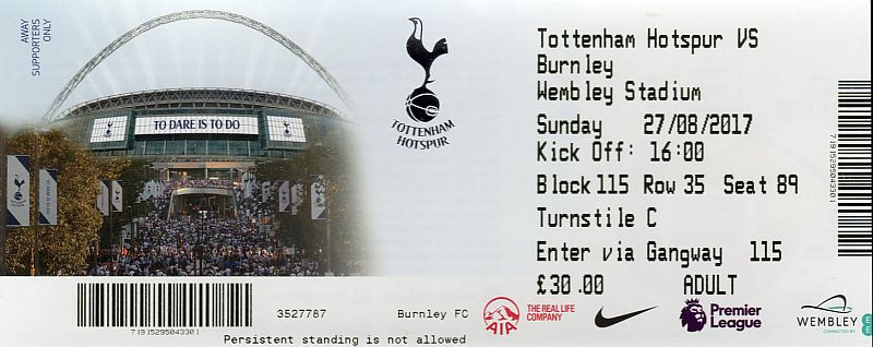 tickets1718 tottenham