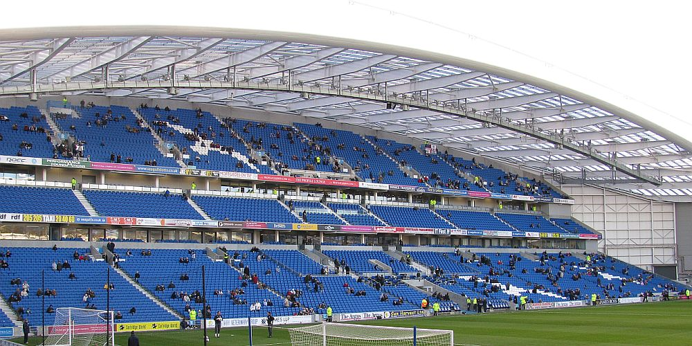 2019/20: Brighton & Hove Albion v Burnley – Supporters Travel