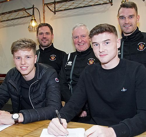 spennymoor signs